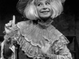 Wicked Lips Buster Skeggs as 'Carol Channing'